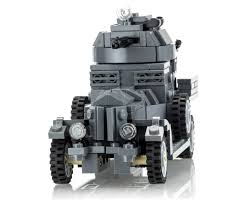 New Release Rolls Royce Armored Car Gray Brickmania Blog