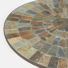 Mosaic Patio Tables Ellister Mosaic Patio Table 80cm On Sale Fast Delivery