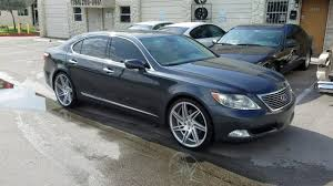 lexus repair durham nc 877 544 8473 22 inch blaque diamond bd 1 on lexus ls460
