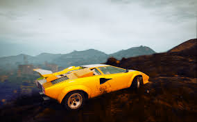 crashed lamborghini countach 1988 lamborghini countach qv add on replace gta5 mods com