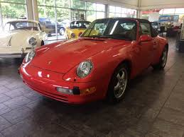 911 porsche 1995 for sale 1995 porsche 911 in raleigh nc european performance
