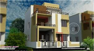 small 3 story house plans home design small 3 storey house with roofdeck