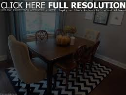 dining room table rug size design photos ideas area rugs dining