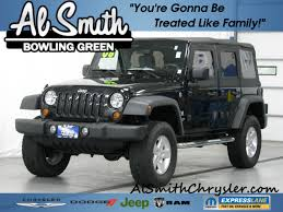 green jeep rubicon jeep wrangler in bowling green oh al smith chrysler dodge jeep ram