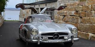 mercedes on ebay mercedes gullwing miraculously found on ebay driving