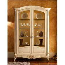 french country china cabinet for sale country display cabinet white