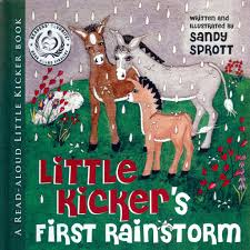 little kicker u0027s first rainstorm u2013 little kicker books
