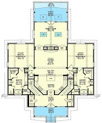 floor master bedroom house plans house plans with two master bedrooms photos and