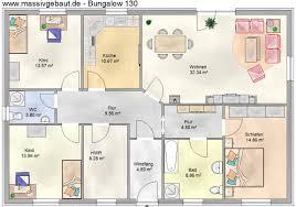 Haus Grundriss Bungalow 160 Qm Grundriss