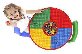tot tutors table chair set amazon com tot tutors kids 2 in 1 plastic compatible activity