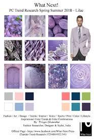 s s 2018 pantone colors trend lilac fashion pantone