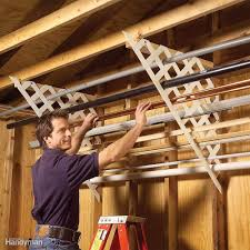 Inexpensive Storage Solution Instant Storage Solutions Family Handyman