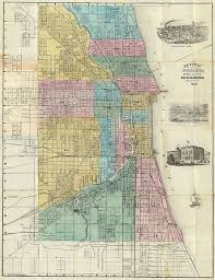 World Map Chicago by File 1869 Blanchard U0027s Guide Map Of Chicago Jpg Wikimedia Commons