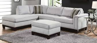 Sectional Sofa Set Coaster Sectional Sofa Set Blue Grey 50361 Sofa Bg Set At