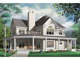 Wrap Around Porch House House With Wrap Around Porch And A Balcony Up Top I Want My