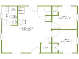 peachy 9 house plans 20 x 24 floor cabin plan with loft modern hd