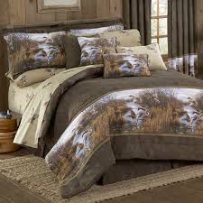 Camo Duvet Covers Blue Camouflage Bedding Queen Home Beds Decoration