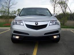review 2010 acura mdx the truth about cars