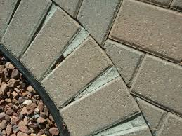 Painting Patio Pavers by Brick Pavers Over Concrete Patio How To Lay Thin Pavers Over