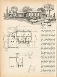 home planners house plans 1272 best h mcm house plans images on vintage houses