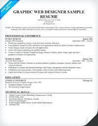 Awesome Resume Templates Free Web Designer Resume Sample Graphic Web Designer Resume Sample Web