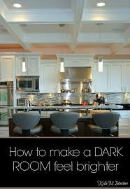 brighten up a dark room how to light a dark room crafty design 18