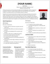 secretary resume cover letter resume covers cover letter and