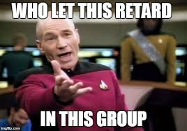 Group Photo Meme - picard wtf meme imgflip