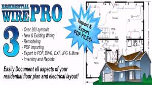 electrical floor plan layout pdf youtube