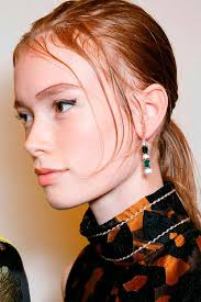 new spring 2015 hairstyles the best runway hairstyles spring 2015 from milan fashion week