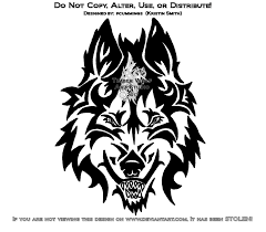 tribal tattoos and designs page 8 wolf head tribal tattoo