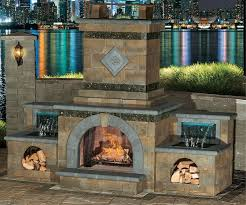 Outdoor Fireplace Insert - 141 best cambridge outdoor fireplaces images on pinterest