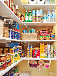 kitchen pantry organization ideas organize your pantry by zones