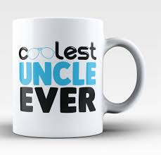 Coolest Coffe Mugs Coolest Uncle Ever Coffee Mug Tea Cup