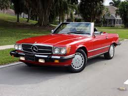 mercedes for sale by owner 1988 mercedes 560sl convertible one owner florida car