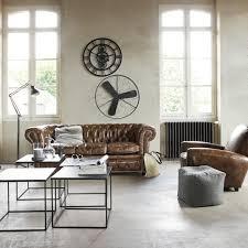 sofa braun chesterfield sofa ein stück klasse ins innendesign bringen