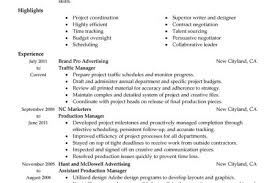 My Perfect Resume Examples by Associate Resume Examples Production Resume Samples Livecareer