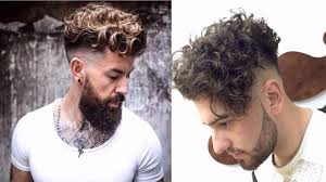 10 new sexiest curly hairstyles for men 2017 2018 10 best