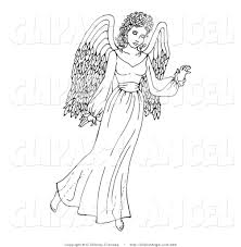 coloring pages angel coloring pages to download and print for