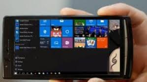 windows on android how to install windows operating system on android phone or tablet