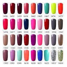 aliexpress com buy vishine 7ml soak off uv gel nail polish cute