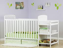 Convertible Crib Full Size Bed by Dream On Me Dream On Me Anna 4 In 1 Crib And Changing Table Combo