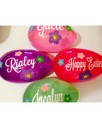 jumbo easter eggs don t miss this deal personalized jumbo easter egg easter basket