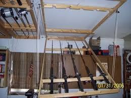 Ceiling Mount Rod by Best 25 Fishing Rod Rack Ideas On Pinterest Fishing Storage