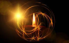 19 great candle themed free christmas wallpaper or xmas background