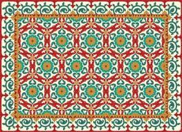 buy matart decorative vinyl floor mat for kitchen front door
