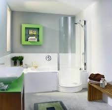 Corner Shower Stalls For Small Bathrooms Bathroom Small Bathroom With Space Saving Storage Solutions