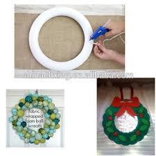styrofoam wreath creative different size styrofoam wreath ideas for the view