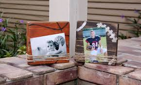 football themed block picture frame basketball themed block zoom