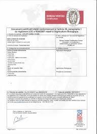 bureau veritas nimes certification agriculture biologique bureau veritas